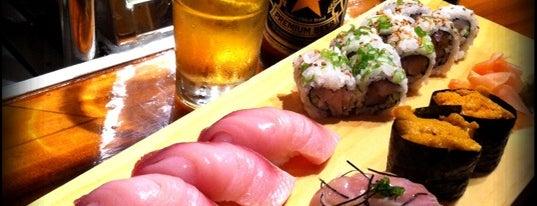 Sushi Break!!!