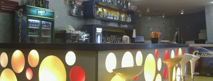 Caffe Bar Galileo is one of Lugares favoritos de Diana.