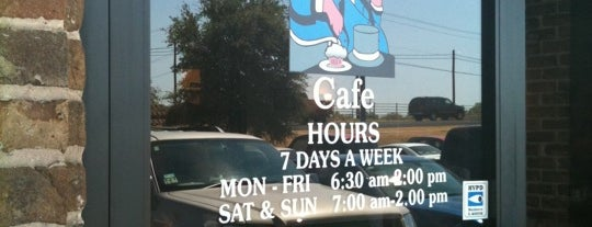Snooty Pig Cafe is one of DFW Breakfast.