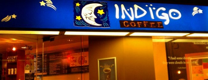 Indigo Coffee is one of Independent Cafes and Coffee Shops in Tampa Bay.