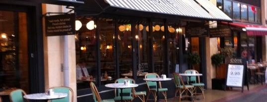 Côte Brasserie is one of Reading Restaurants 🇬🇧.