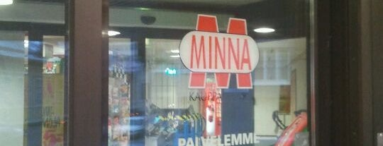 Kauppakeskus Minna is one of Places of life.