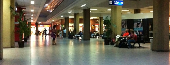 Monastir-Habib Bourguiba International Airport (MIR) is one of Free WiFi Airports 2.