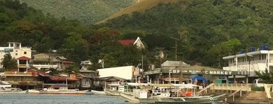 Coron Bay Harbour is one of Filipinler-Manila ve Palawan Gezilecek Yerler.