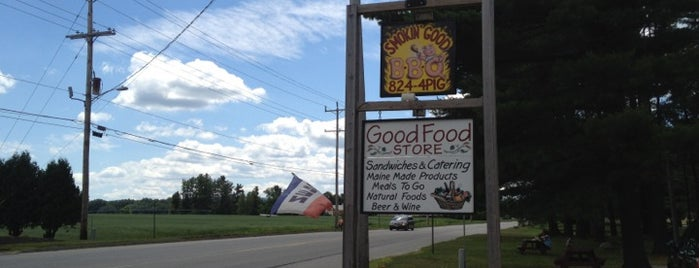 Good Food Store is one of Best of Bethel Awards 2013.