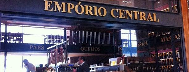 Empório Central is one of Nutricionario.