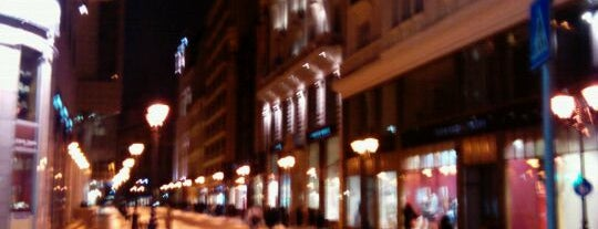 Vörösmarty tér is one of Best of Budapest 2017 #4sqCities.