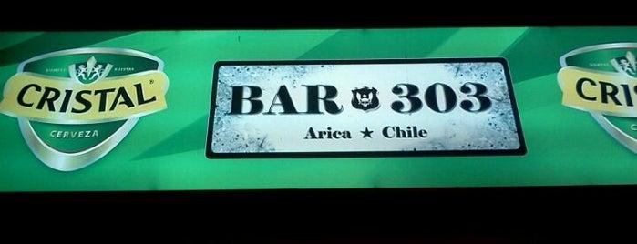 Pub Bar 303 is one of Nightclubs.