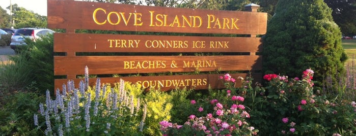 Cove Island Park is one of USA Roadtrip.
