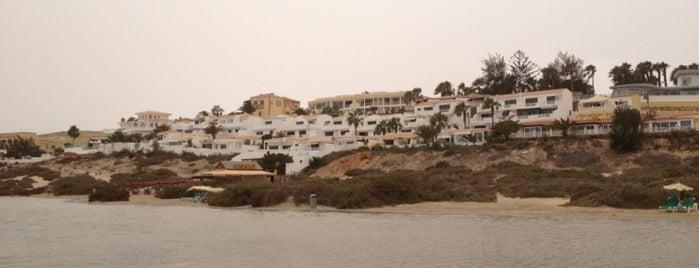 Costa Calma is one of Fuerteventura.