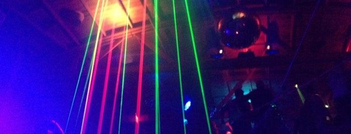 Eleven Nightclub is one of Los Angeles Essentials.