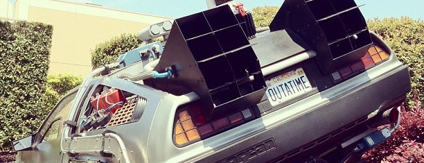 Back To The Future - The Ride is one of Universal Studios Japan.