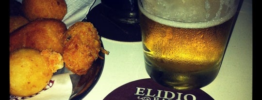 Elidio Bar is one of Botecagem SP.