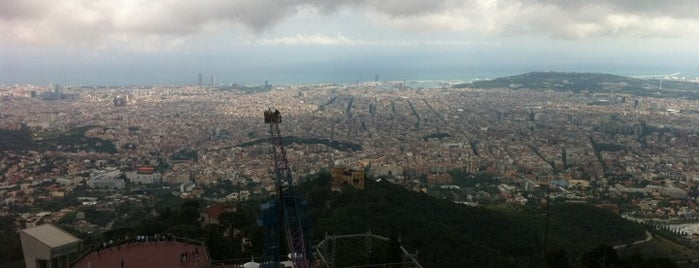 Tibidabo is one of Stunning Views Around the World by Nokia.