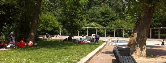 Beatrixpark is one of Amsterdam ADventure.