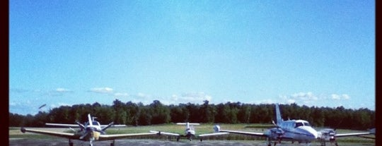 Chautauqua County-Jamestown Airport (JHW) is one of Hopster's Airports 2.