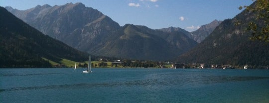 Achensee Beach is one of Trip-Liste.