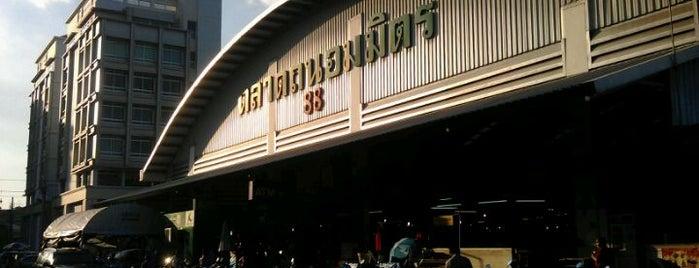 Thanommitr Market is one of darunee 🌸 님이 좋아한 장소.