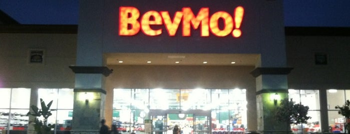 BevMo! is one of Mo's Liked Places.