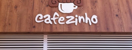 Cafezinho is one of Posti salvati di Bruno.