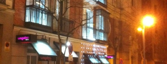 Wogaboo is one of Restaurantes. Madrid.