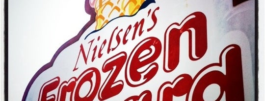 Nielsens Frozen Custard is one of Utah.