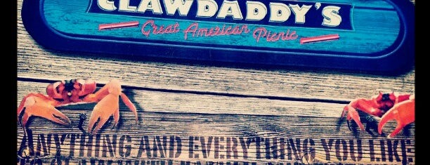Clawdaddy's Great American Picnic is one of Restaurants to Try.