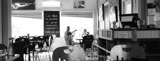 Mash Cafe is one of Gespeicherte Orte von Eric.