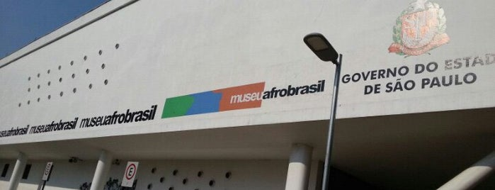 Museu Afro Brasil is one of places.