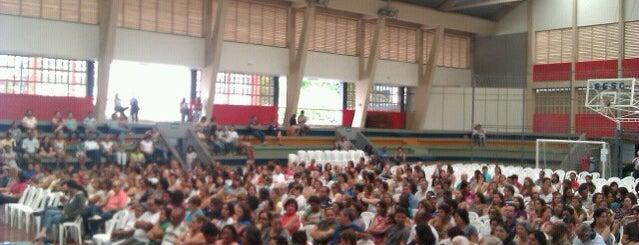 SESC - Serviço Social do Comércio is one of Clau : понравившиеся места.