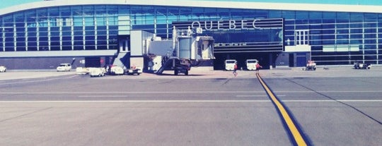 Aeropuerto Internacional Jean-Lesage de Quebec (YQB) is one of TODOss.