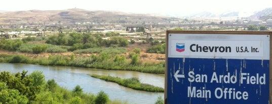 San Ardo Oil Field is one of Central Coast.