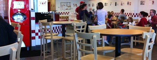 Five Guys is one of Hartford Burger Joints.