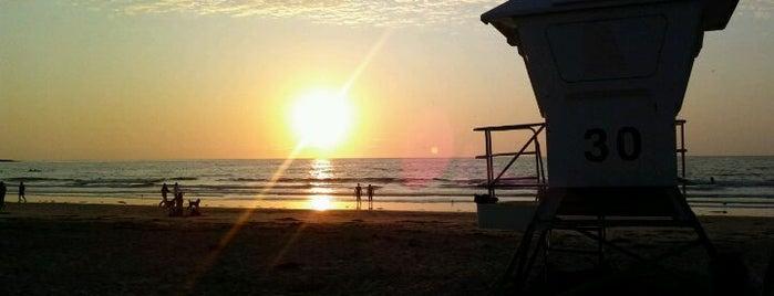 La Jolla Shores Beach is one of list.
