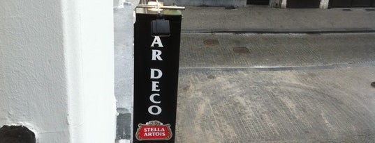 Bar Deco is one of Top places in Antwerpen #4sqCities.