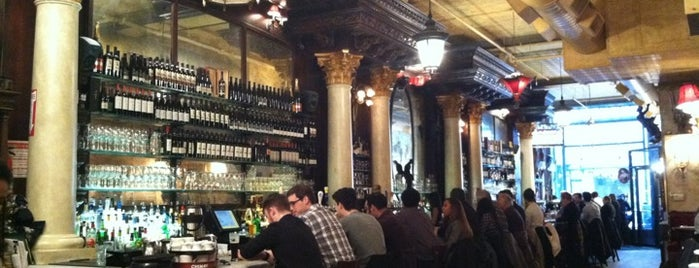 Lillie's Union Square is one of VaynerMedia: Where We Drink.
