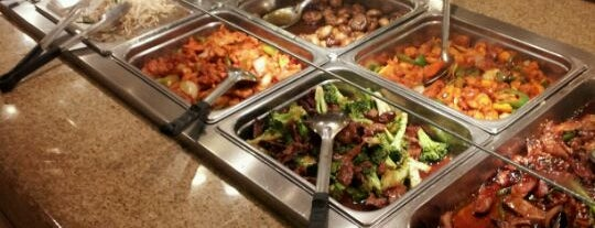 Fuji Buffet is one of Favorite Food.