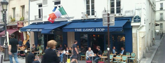 The Long Hop is one of Mouffetard et alentours.