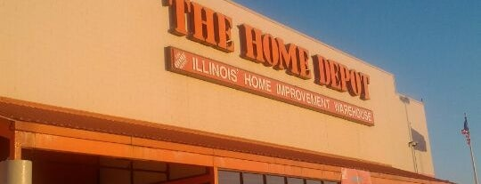 The Home Depot is one of Chicago II.