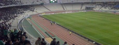 Olympic Stadium is one of 'Stadium Talk'....