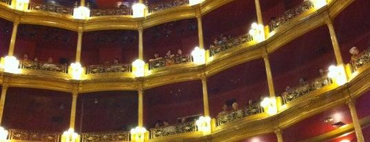 Teatro Degollado is one of El Top de nuestros operativos.