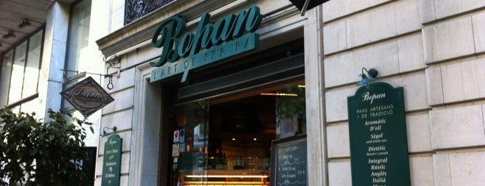 Bopan is one of Sitios con Wifi en Barcelona.