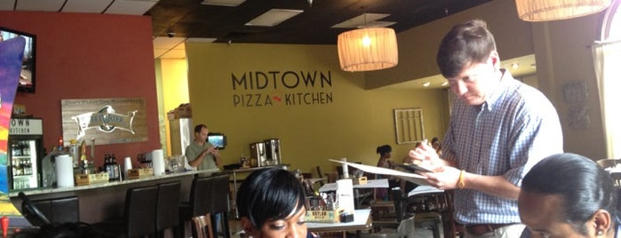 Midtown Pizza Kitchen is one of Adventures in Dining: USA!.