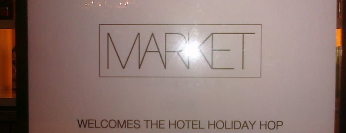 Market Buckhead (W Hotel) is one of Seafood Trail.