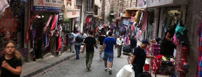 Grande Bazar is one of İstanbul.