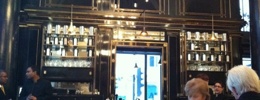 The Wolseley is one of London for New Yorkers [food].
