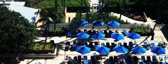 Miami Beach Resort & Spa is one of Posti che sono piaciuti a Bieyka.