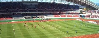 Estadio Nacional is one of Estadios.