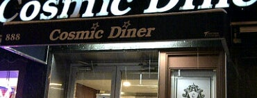 Cosmic Diner is one of Best Hell's Kitchen Diners.