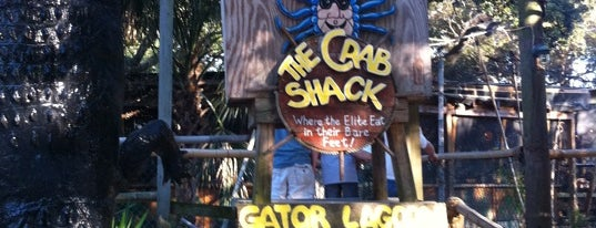 The Crab Shack is one of Savannah.
